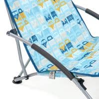 VW Campervan Low-Level Folding Camping Chair